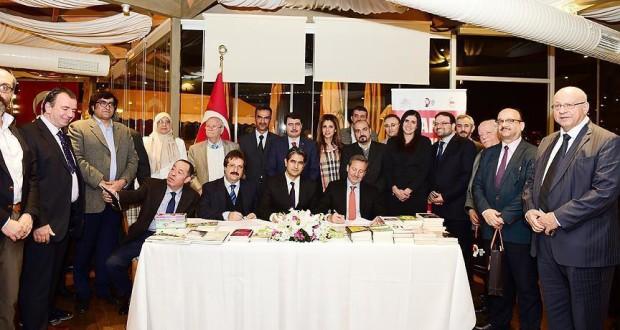 معرض اسطنبول للكتاب يشهد إتفاقا على ترجمة 150 كتابا تركيّا الى العربية