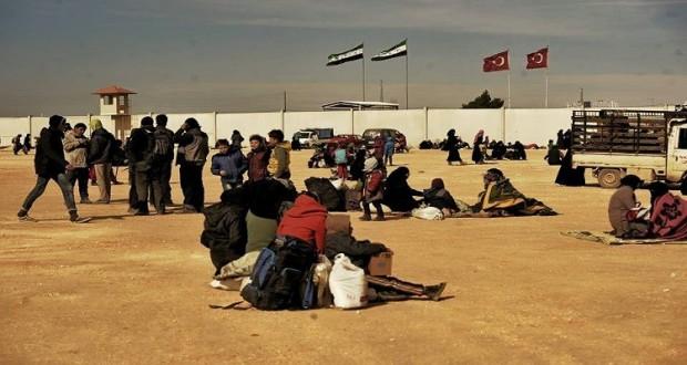 """""""هيومان رايتس ووتش"""" تطالب تركيا بالكف عن اطلاق النار على النازحين والسماح لهم بعبور الحدود"""