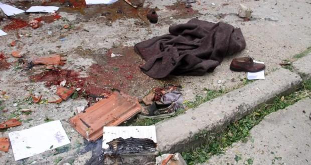 الأطراف الفاعلة بسوريا ترتكب 21 مجزرة في يناير