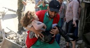 حمام دم وبؤس وأمل.. نظرة على حلب _ديكلان والش _ نيويورك تايمز