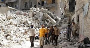 الدفاع المدني السوري: أنقذنا نحو 50 ألف ضحية من تحت الأنقاض