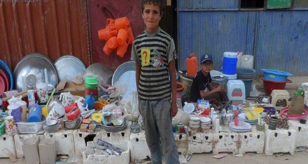 طفولة مهدورة لصغار سوريا – عبد الحميد الشحنة