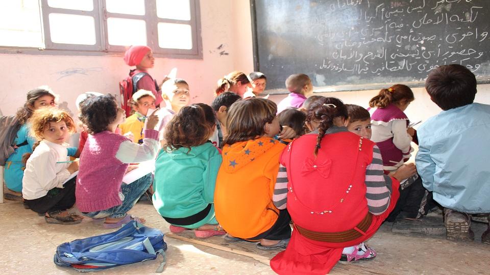 المدارس في سوريا