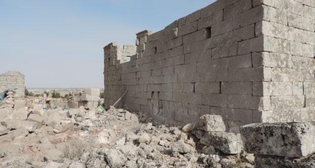 آثار إدلب ضحية تفارق التاريخ ــ حسين العبدلله