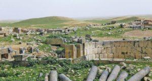 الأندرين مدينة خالدة على حافة البادية السورية