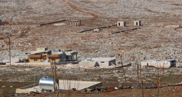 الأراضي العامة في جبل الزاوية تتعرّض لاعتداءات – هاديا المنصور