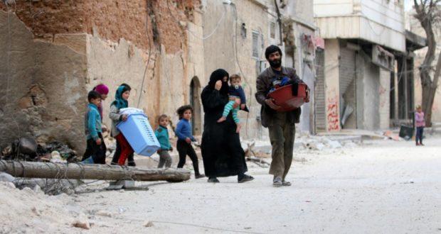 المخاطر الأمنية تعكّر حياة السكان في إدلب – أمير فضل