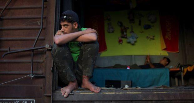 الشباب السوري يكتوي بنار الوطن – مها الأحمد
