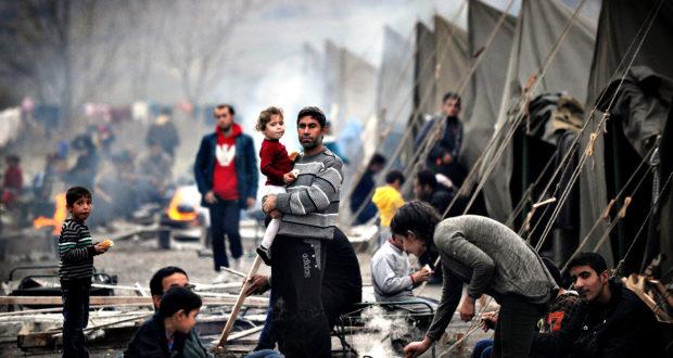 سوريون يهاجرون إلى وطنهم بعد أحلام ضاعت في مهب الريح – وضحى العثمان