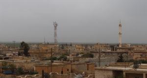 ناحية سنجار.. أولى بلدة تُقصف بالطائرات الحربية في إدلب
